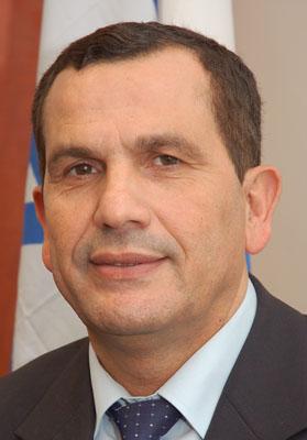 השר יעקב אדרי