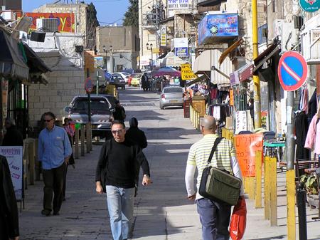 מדרחוב העיר צפת