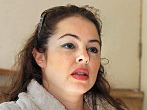 שרית שראל צילום: חמד אלמקת